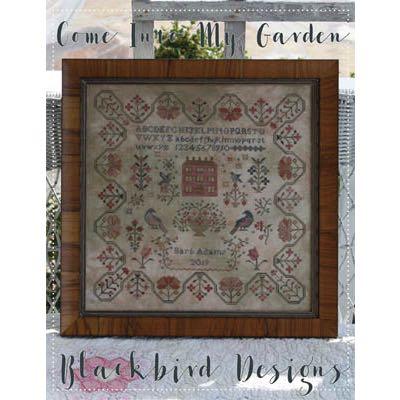 Blackbird Designs - Come into My Garden