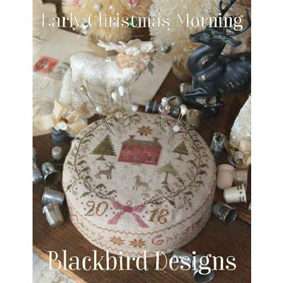 Blackbird Designs - Early Christmas Morning