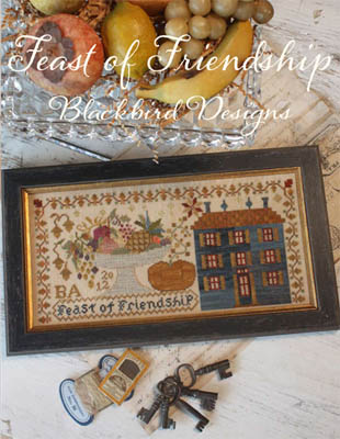 Blackbird Designs - Feast of Friendship