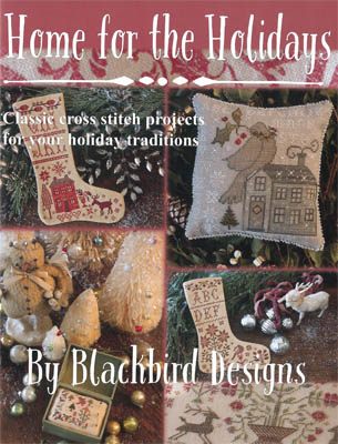 Blackbird Designs - Home for the Holidays