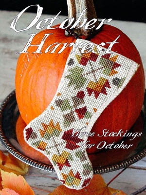 Blackbird Designs - October Harvest (Stockings)