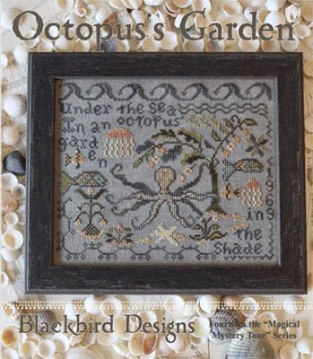 Blackbird Designs - Octopus' Garden - Magical Mystery Tour #4