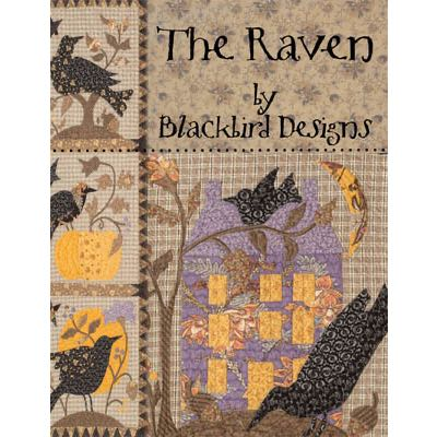 Blackbird Designs - The Raven (Autumn Quilt)