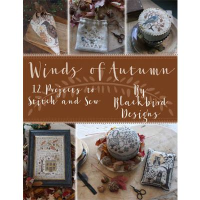 Blackbird Designs - Winds of Autumn