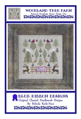 Blue Ribbon Designs - Woodland Tree Farm