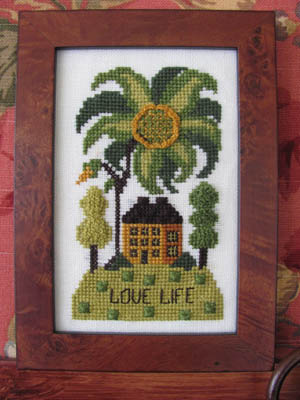 By the Bay Needleart - Love Life