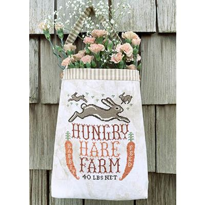 Carriage House Samplings - Hungry Hare Feed Sack