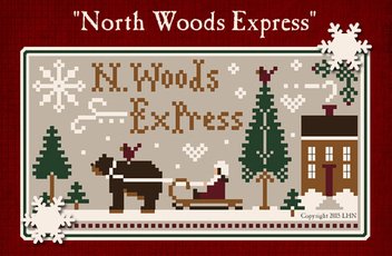 Classic Colorworks - North Woods Express