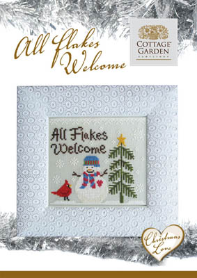 Cottage Garden Samplings - All Flakes Welcome