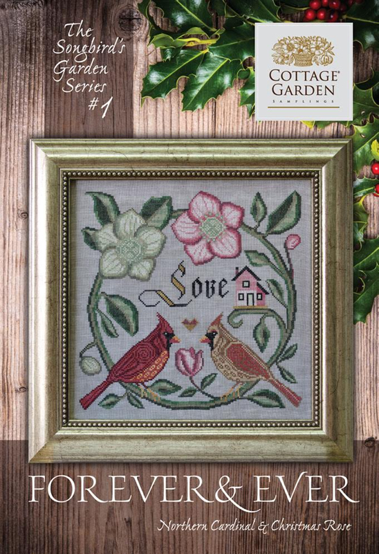Cottage Garden Samplings - Songbird's Garden Part 1 - Forever and Ever