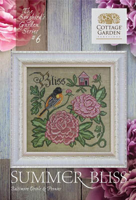 Cottage Garden Samplings - Songbird's Garden Part 6 - Summer Bliss