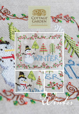 Cottage Garden Samplings - Winter