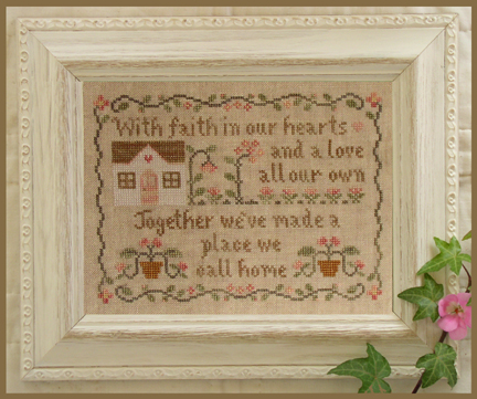 Country Cottage Needleworks - A Place We Call Home