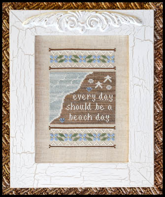 Country Cottage Needleworks - Beach Day