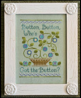 Country Cottage Needleworks - Button, Button