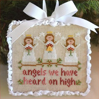 Country Cottage Needleworks - Classic Collection #1 - Angels