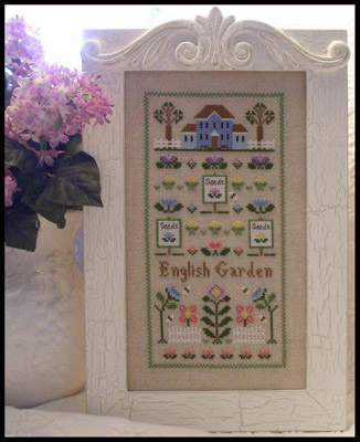 Country Cottage Needleworks - English Garden