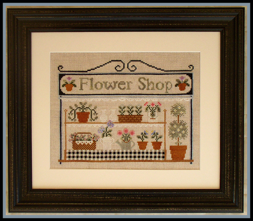Country Cottage Needleworks - Flower Shop