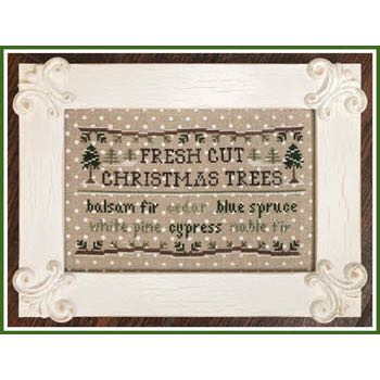 Country Cottage Needleworks - Fresh Cut Christmas Trees