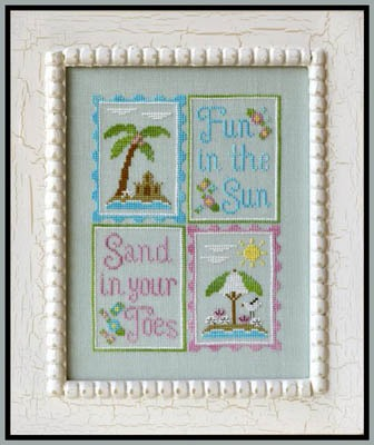 Country Cottage Needleworks - Fun in the Sun