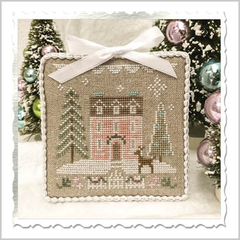Country Cottage Needleworks - Glitter Village - Part 4 - Glitter House 4