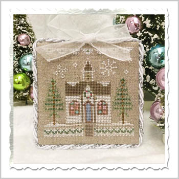 Country Cottage Needleworks - Glitter Village - Part 5 - Glitter House 5
