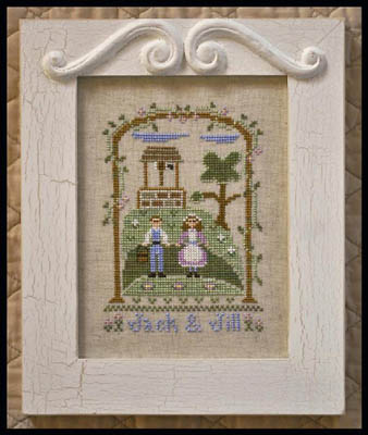 Country Cottage Needleworks - Jack & Jill