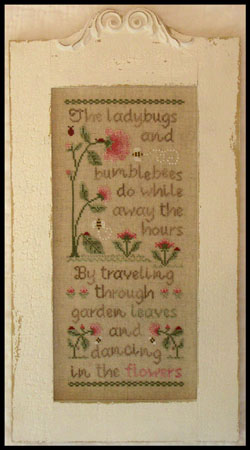 Country Cottage Needleworks - Ladybugs & Bumblebees
