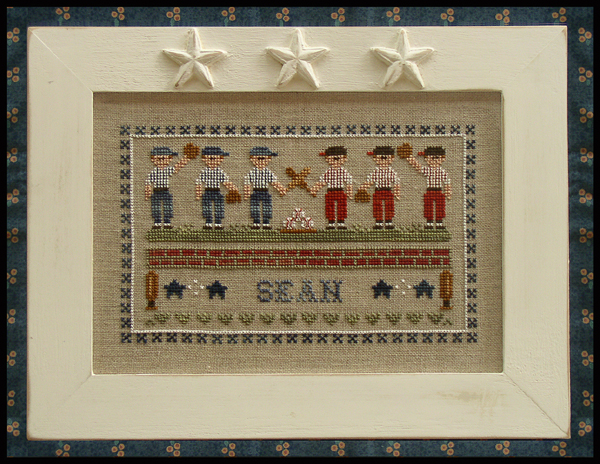 Country Cottage Needleworks - Little League