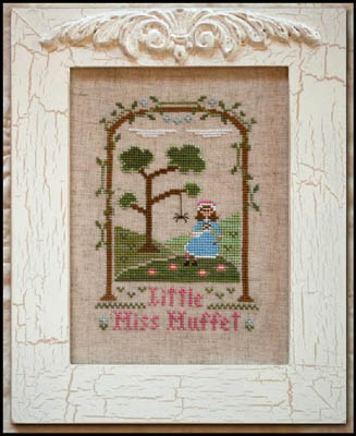 Country Cottage Needleworks - Little Miss Muffet