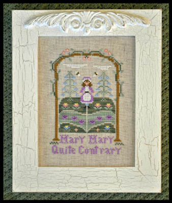 Country Cottage Needleworks - Mary, Mary Quite Contrary