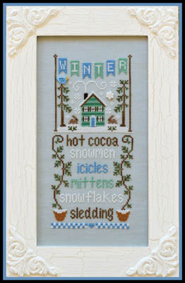 Country Cottage Needleworks - Seasonal Celebrations - Winter