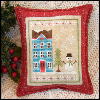 Country Cottage Needleworks - Snow Place Like Home #1