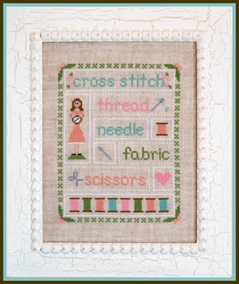 Country Cottage Needleworks - Stitching Time