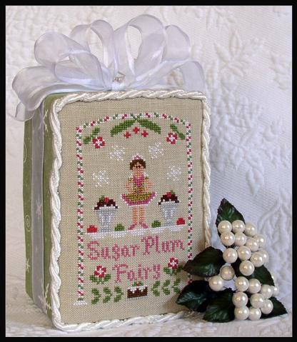 Country Cottage Needleworks - Sugar Plum Fairy