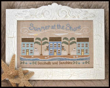 Country Cottage Needleworks - Summer at the Shore