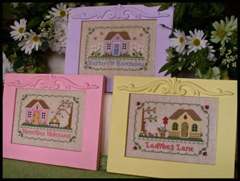 Country Cottage Needleworks - Summer Retreats