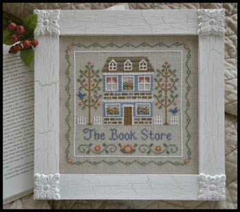 Country Cottage Needleworks - The Book Store