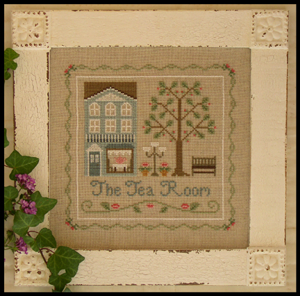 Country Cottage Needleworks - The Tea Room