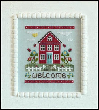 Country Cottage Needleworks - Welcome Home