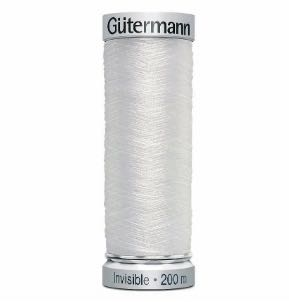 Gutermann - Sulky Invisible thread - 1001 (clear) - 200m