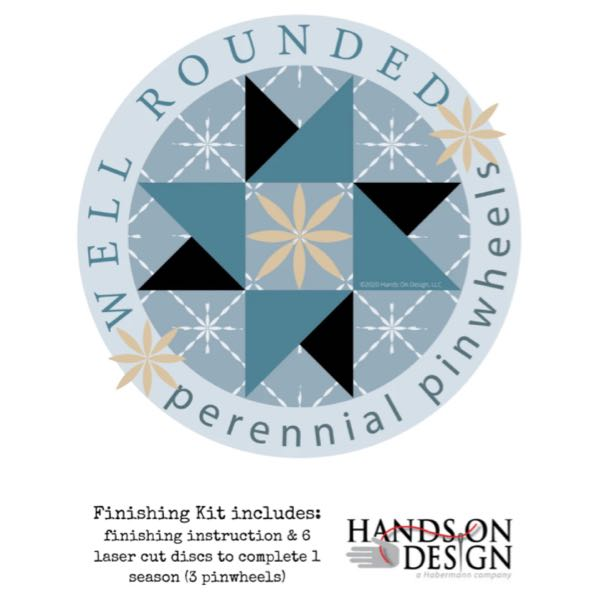 Hands on Design - Well Rounded Finishing Kit
