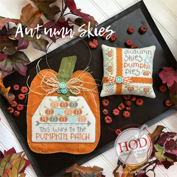 Hands on Designs - Autumn Skies