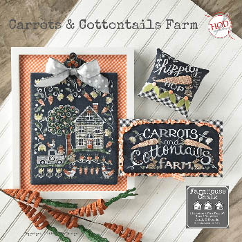 Hands on Designs - Carrots and Cottontails Farm
