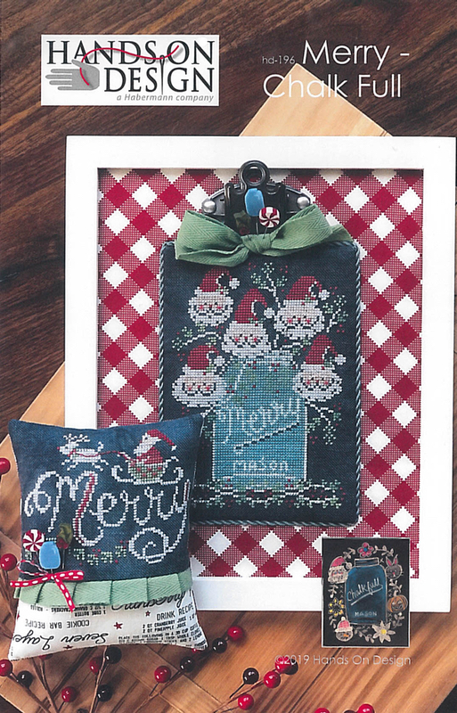 Hands on Designs - Chalk Full - Merry
