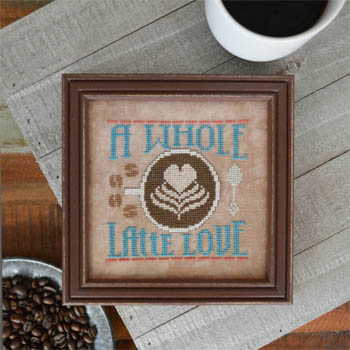 Hands on Designs - Cool Beans - Whole Latte Love