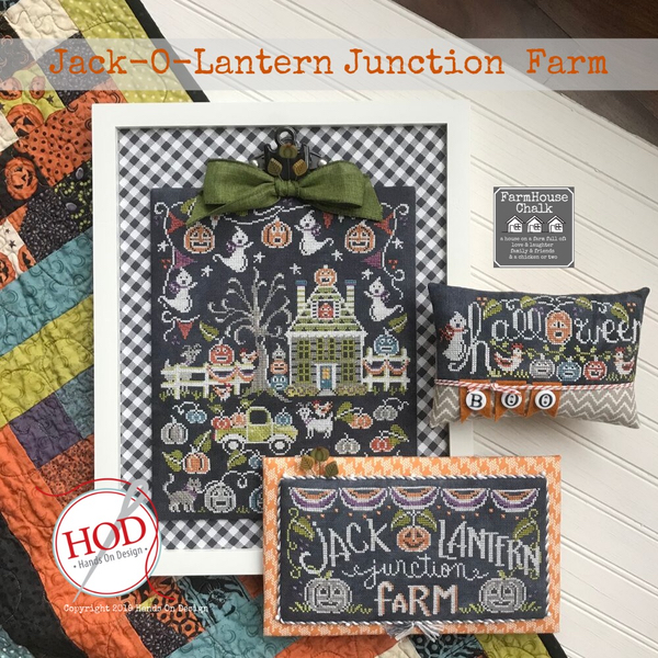Hands on Designs - Jack-o-Lantern Junction Farm