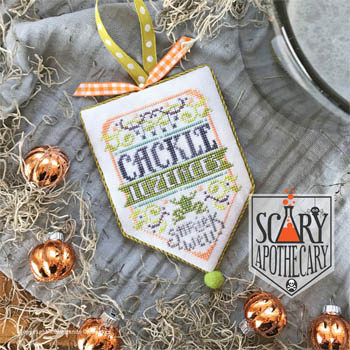 Hands on Designs - Scary Apothecary 4 - Cackle Lozenges