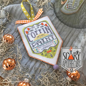 Hands on Designs - Scary Apothecary 5 - Coffin Paint