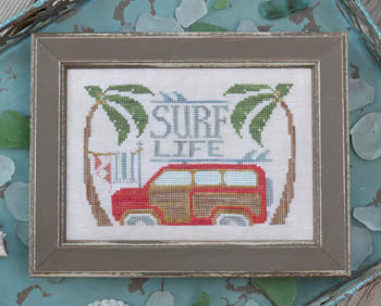Hands on Designs - To The Beach #10 - Surf Life
